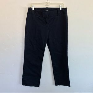 J. Crew Navy Blue City Fit Chino Style Pants 6